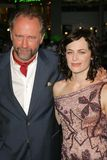 Xander Berkeley, Sarah Clarke Stock Images