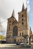Xanten cathedral Royalty Free Stock Photos