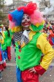 Xanthi Carnival Parade Royalty Free Stock Photo