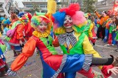 Xanthi Carnival Parade Royalty Free Stock Photos
