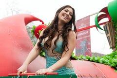 Xanthi Carnival Parade Royalty Free Stock Image