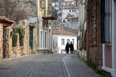 Xanthi, Griekenland Royalty-vrije Stock Afbeelding