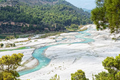 Xanthos river Stock Photography