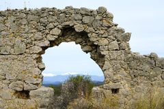 Xanthos ruin, Turkey Stock Images