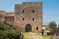 Xativa Castle, Valencia, Spain Stock Photos