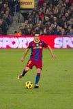 Xavi (FC Barcelona) Fotos de archivo libres de regalías