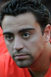 Xavi Hernandez Stock Photo
