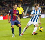 Xavi Hernandez Stock Photography