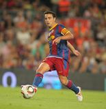 Xavi Hernandez of Barcelona Royalty Free Stock Photography
