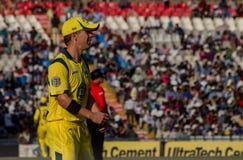 Xavier Doherty Cricketer fotografia de stock royalty free