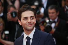 Xavier Dolan Royalty Free Stock Photo