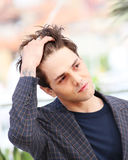 Xavier Dolan attends `It`s Only The End Of The World Juste La F Stock Image