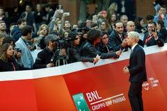 Xavier Dolan en la alfombra roja del Fest 2017 de la película de Roma Imagen de archivo libre de regalías