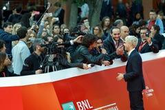 Xavier Dolan en la alfombra roja del Fest 2017 de la película de Roma Imagen de archivo