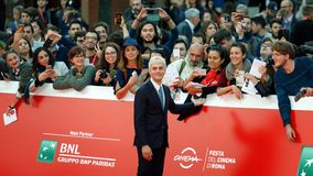 Xavier Dolan en la alfombra roja del Fest 2017 de la película de Roma Fotos de archivo