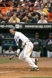 Xavier Nady, New York Mets Στοκ φωτογραφία με δικαίωμα ελεύθερης χρήσης