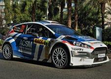 Xavier Pons 01 - WRC - Zdjęcie Stock