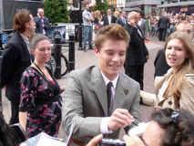 Xavier Samuel at Twilight Eclipse Premiere Stock Photo