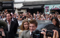Xavier Samuel at Twilight Eclipse Premiere Royalty Free Stock Photo