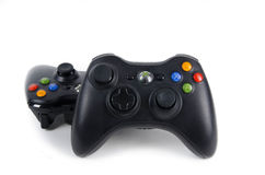 Xbox game controller Stock Photos
