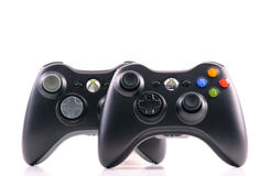 XBox Gaming royalty free stock images