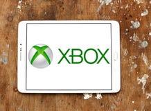 Xbox logo Arkivbilder