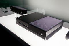 Xbox uno a E3 2013 Fotografia Stock Libera da Diritti