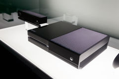 Xbox uno en E3 2013 Fotografía de archivo libre de regalías
