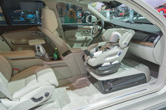 XC90 Child Seat Concept Stock Image