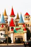 Xcalibur旅馆和赌博娱乐场 免版税库存图片
