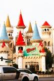 Xcalibur旅馆和赌博娱乐场 免版税图库摄影