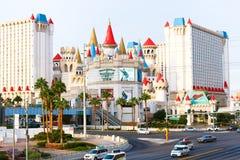 Xcalibur旅馆和赌博娱乐场 图库摄影