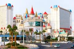 Xcalibur kasyno i hotel Zdjęcie Royalty Free