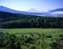XCI de Fuji da montagem imagens de stock