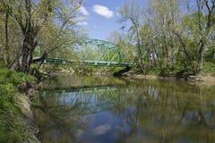 Xenia-Binder-Brücke stockfotos