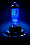 Xenon H7 car lighting equipment Royalty Free Stock Images