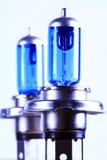 Xenon Light. Automotive Parts - Vehicles Electrical Components - Xenon Ligh Bulbs Stock Photo