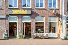 Xenos branch in Hoorn, Netherlands Stock Image