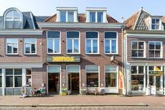Xenos-Niederlassung in Hoorn, die Niederlande Stockbild