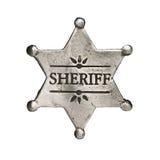 Xerife Fotografia de Stock
