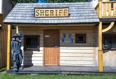 Xerife Fotografia de Stock Royalty Free