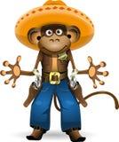 Xerife do macaco Fotografia de Stock