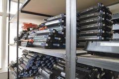 Xerox printers deposit. Deposit for Laser Printer workshop royalty free stock photography