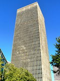 Xerox Tower. Xerox building, Rochester NY downtown stock photos