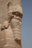 Xerxes gateway, persepolis, iran Stock Photography
