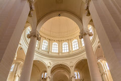 Xewkija Church Interior Royalty Free Stock Photo