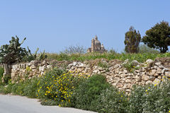 Xewkija, Gozo Royalty Free Stock Photo