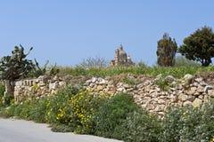 Xewkija, Gozo Стоковое фото RF