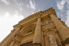 Xewkija kościół w Gozo, Malta Fotografia Stock