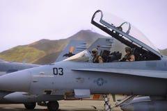 xfa marino del jet s u dei 18 corpi fotografia stock libera da diritti